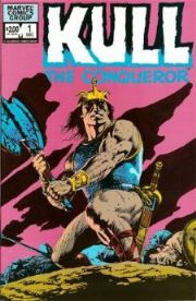 Kull The Conqueror (1982 Series)